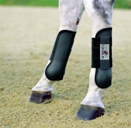 Eskadron Flexi-Soft Open Front HIND Tendon Boots