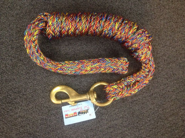 Pet Express Coloured Lead Rope