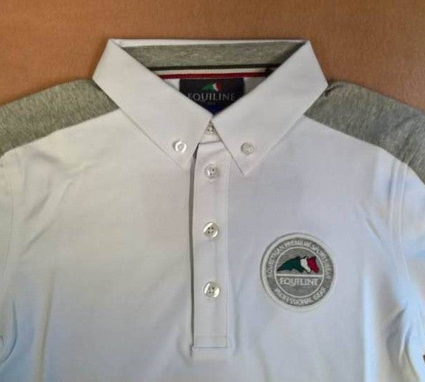 Equiline Simon Boys Competition Shirt