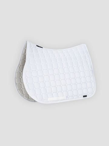 Equiline Octagon Plain Saddle Blanket B0I0I0