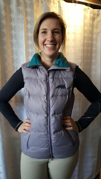 Equiline Betsy Down Vest