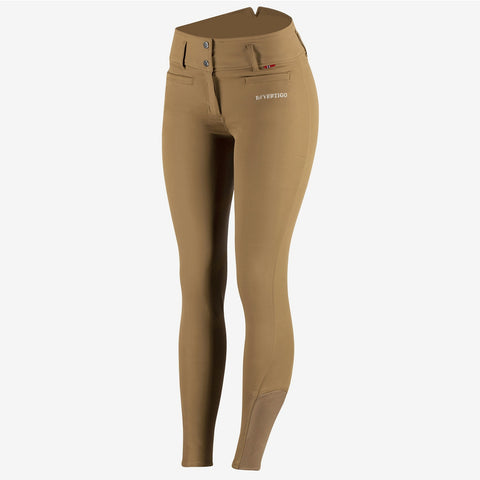 B Vertigo Tiffany Women's Silicone Full Seat Breeches - EU 36 / NZ 8