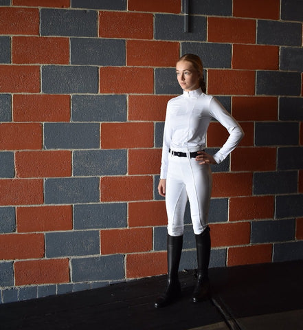 Equiline Fleur Womens Competition Breeches