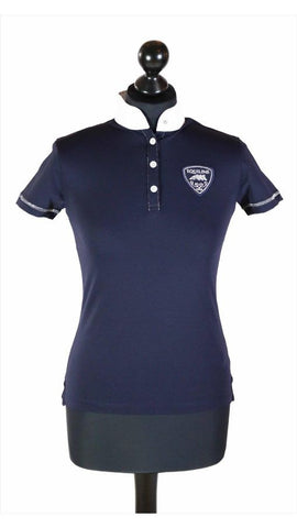 Equiline Girls S/S Mary Competition Shirt