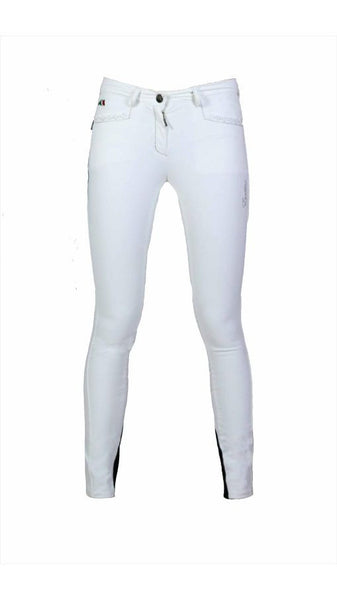 Equiline Clodette Full Grip Girls Breeches