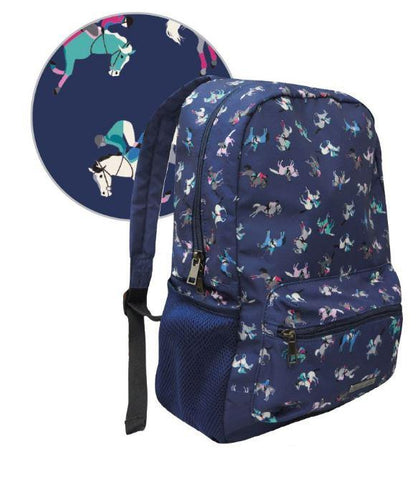 Thomas Cook Horse Print Backpack