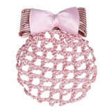 Waldhausen Knotted Hairnet with Bow and Clasp