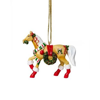 Painted Ponies Christmas Parade Ornament