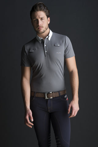 Animo Andawa Mens Polo