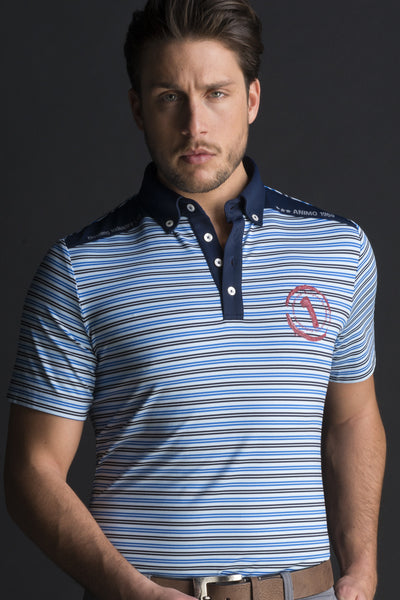 Animo Arte Mens Polo