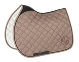 Equiline Saddle Pad With New Rombo Quilt