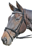 CAVALLINO SHAPED DIAMANTE BRIDLE