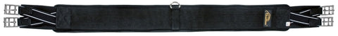 CAVALLINO ANTI-SLIP RUBBER BACKED STRAIGHT GIRTH