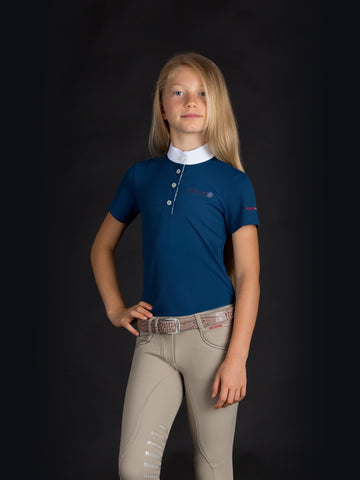 Animo Girls Bardana Competition Polo A/W 15-16