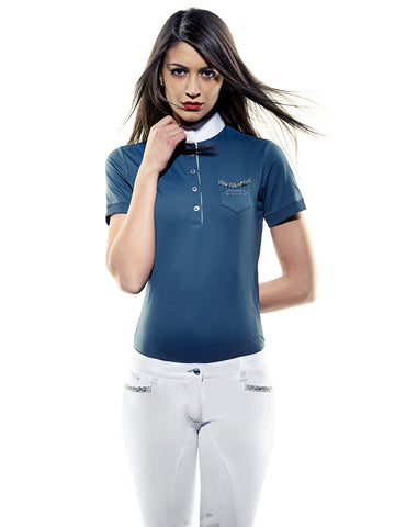 Animo Birbi Women's Competition Polo Shirt SS16