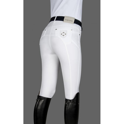 Equiline Nadia Half Grip Womens Breeches