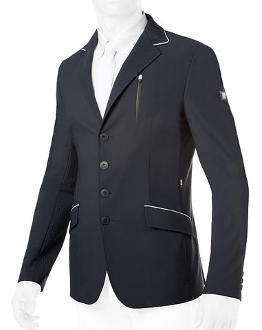 Equiline Ezio 17 X-Cool Mens Competition Jacket IT 48