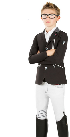 Equiline Noah Boys Competition Jacket Spring/Summer 15