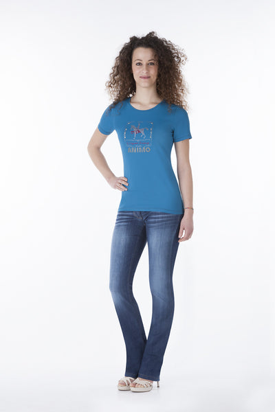 Animo Felix Womens T-Shirt