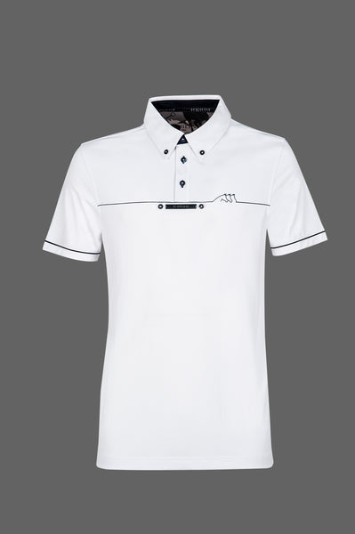 Equiline Linden Mens Competition Polo