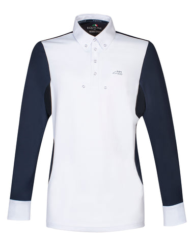 Equiline Opalite Mens Long Sleeve Shirt