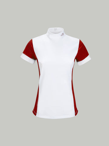 Equiline Heather Womens Competition Shirt