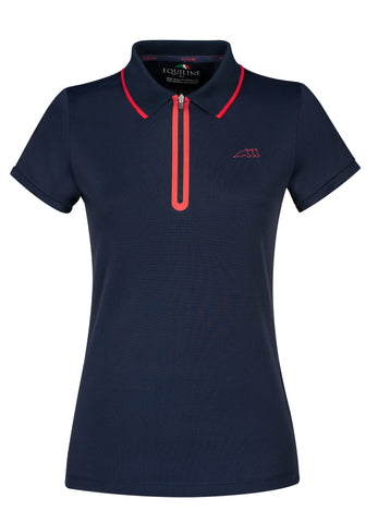 Equiline Sodalite Womens Polo - X-Large