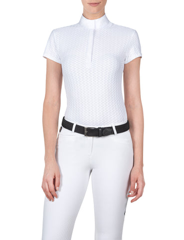 EQUILINE AMBERK LADIES POLO SHOW SHIRT