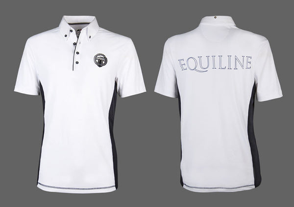 Equiline Zac Boy's Competition Shirt