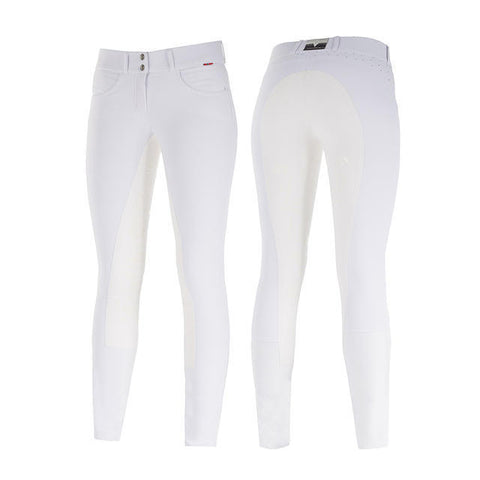 B//Vertigo Kimmy Womens Medium Waist Knee Patch Breeches