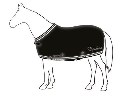 Equiline Kelly Fleece Rug