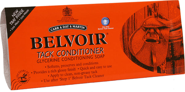 BELVOIR TACK SOAP