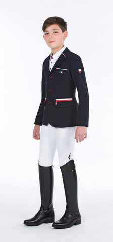 Equiline Dante Boys Competition Jacket