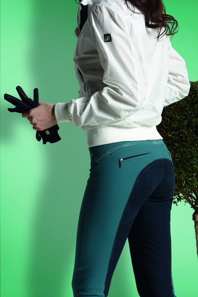 Equiline Womens Breeches Full Seat Halle N08538