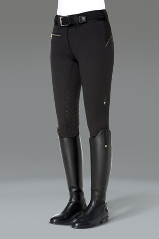Equiline Alisha High Waisted Womens Breeches -IT 40 / NZ 8