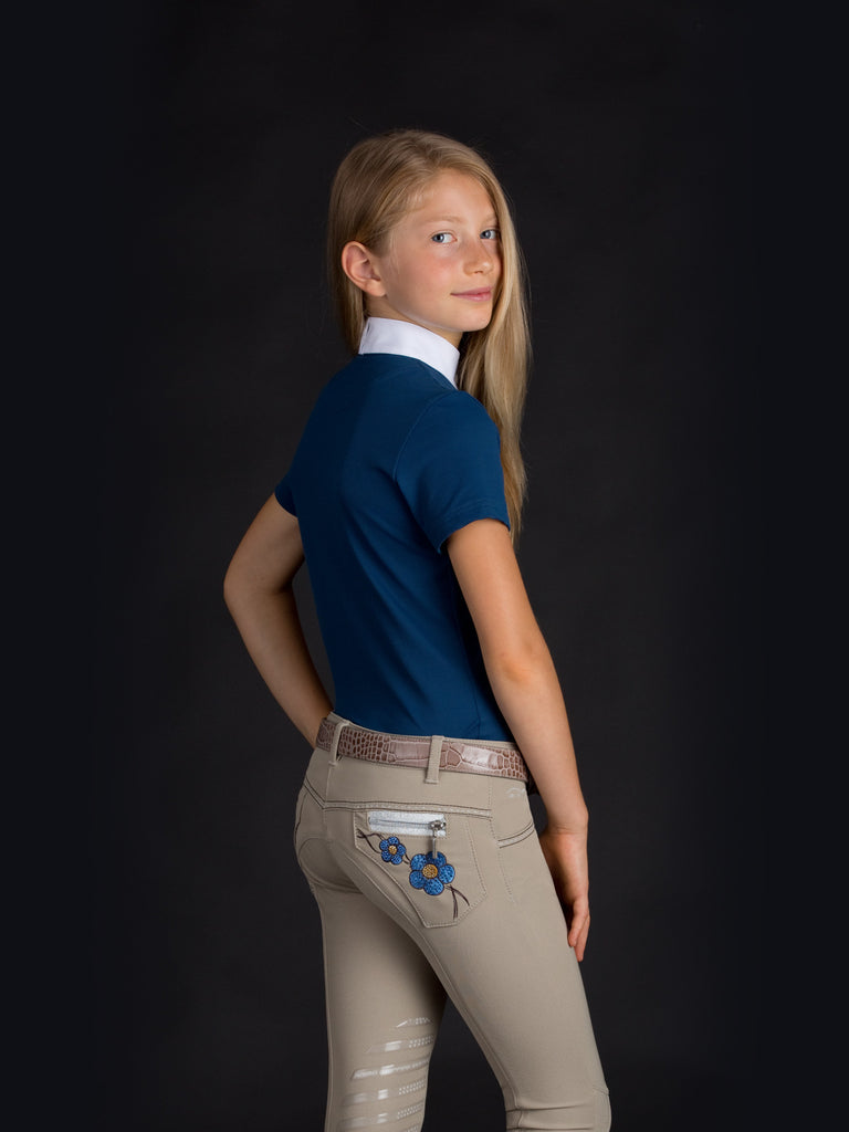 Animo Nanna Girls Breeches A W 15 16 Stirrups Equestrian