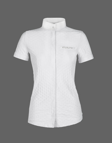 Equiline Misty Womens Competition Shirt -IT 48 / NZ 16