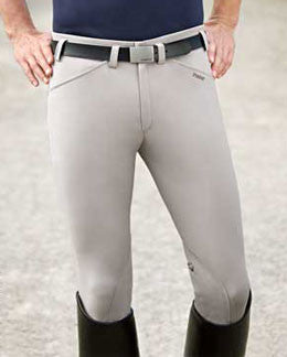 Pikeur Mens Rodrigo White Competition Breeches
