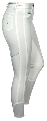 Cavallino Performance Contrast Womens Breeches