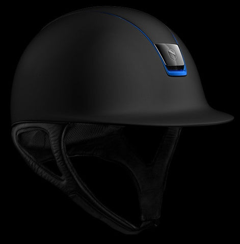 Samshield Shadowmatt Basic Helmet with Trim