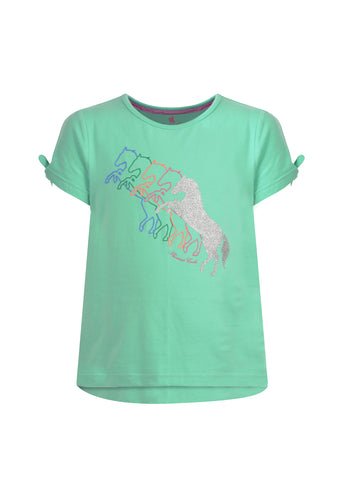 Thomas Cook Ariel Girls Glitter T-Shirt