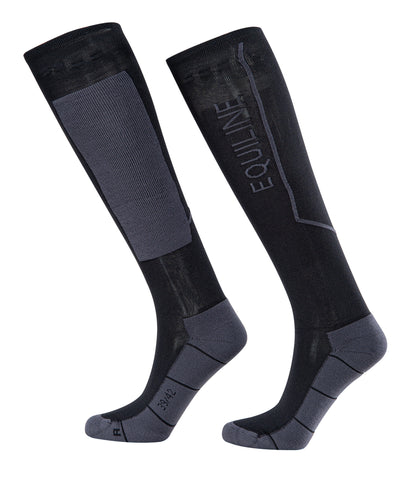 Equiline Con Grip Socks - T11296