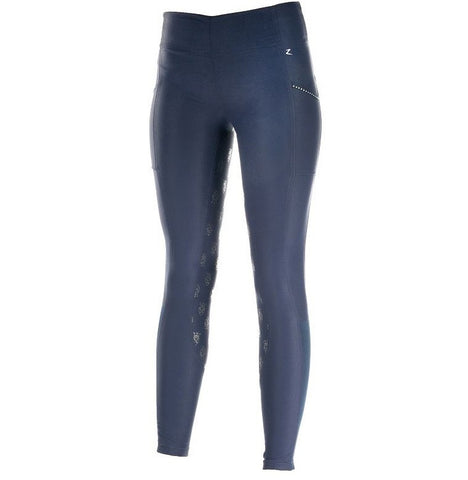 Horze Leah Size NZ 12 Womens Pull on Breeches