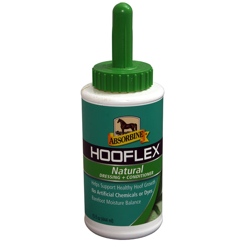 ABSORBINE NATURAL HOOFLEX with Brush