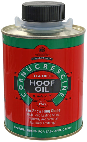 Cornucrescine TEA-TREE HOOF OIL