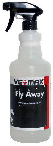 VETMAX FLY-AWAY FLY REPELLENT