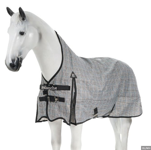 Horze Avalanche Pro 1200D Turnout Sheet with Fleece Lining