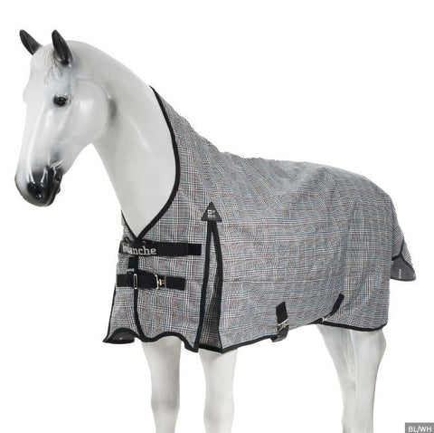 Horze Avalanche Pro 1200D Mid Season 150g High Neck Turnout Rug