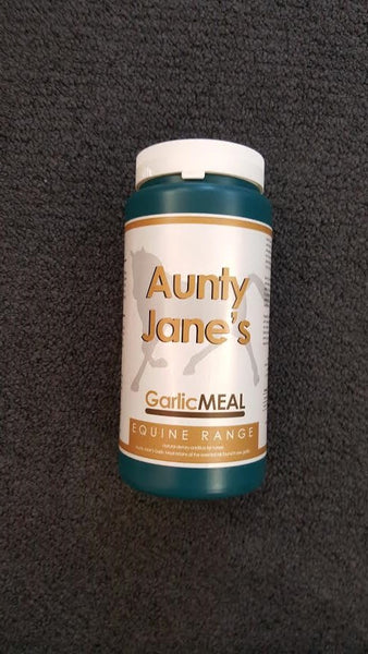 Aunty Jane's Garlic Meal