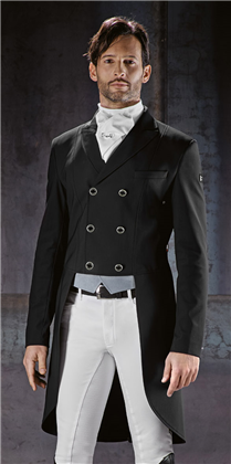 Equiline Mens Tailcoat Canter Navy IT 48